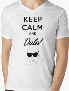 Dale! Mens V-Neck T-Shirt