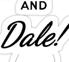 Dale! Sticker