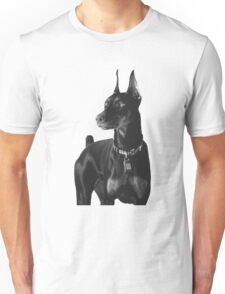 Dobberman  Unisex T-Shirt