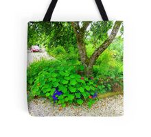 Another Corner Of The Irish Organic Garden Tote Bag