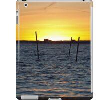 Ocean Sunset. iPad Case/Skin