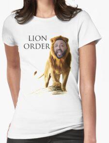 DJ Khaled - LION ORDER Womens Fitted T-Shirt