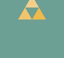 Triforce by morganxlefay