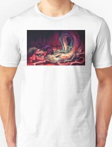 Spirited Away - Don't let go of Love T-Shirt