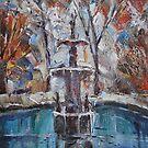 The Fountain by Stefano Popovski