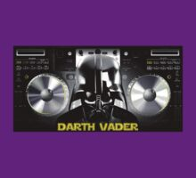 Darth Vader on the decks by Jamie Gothard