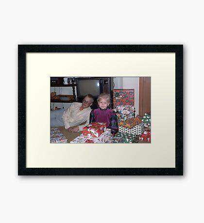 Presents 1985 Framed Print