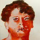 Dylan Thomas by Rusty  Gladdish