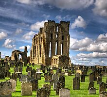 Tynemouth Priory by GD-Images