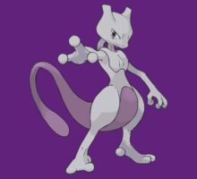 Mewtwo [Perfect Quality Vector Image] by RWHTL