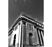 United States Post Office Photographic Print