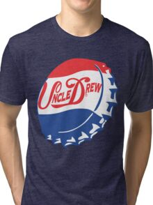 Uncle Drew - Bottle Cap Tri-blend T-Shirt