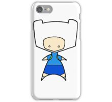Finn Wee Star (Adventure Time)  iPhone Case/Skin