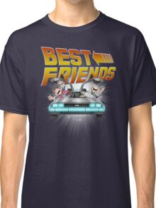 Best Friends - Back To The Future Classic T-Shirt