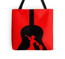 Flamenco T Shirt Tote Bag
