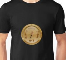 Moral Compass - Steampunk Unisex T-Shirt