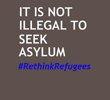 Rethink Refugees 01 Unisex T-Shirt