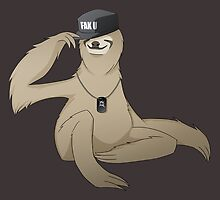 Sloth Swag by Gravity12
