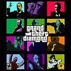 Grand Theft Diamond Snatchers by Antatomic