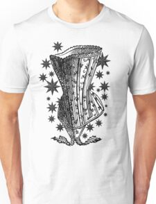 Starry Night Corset Tee Unisex T-Shirt