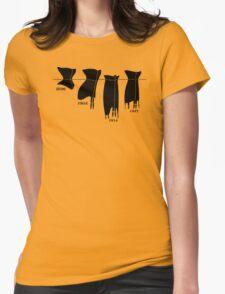 Corsets in a line tee T-Shirt