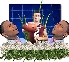 based manziel water status two thousand thousand by Dylan Moore