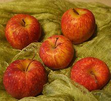 Peter's Heirloom Apples by balsora
