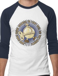 And there was much rejoicing! Men's Baseball ¾ T-Shirt
