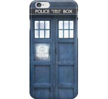Tardis Phone Case iPhone Case/Skin