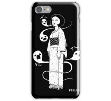 obake iPhone Case/Skin