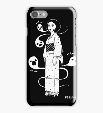 obake iPhone Case/Skin