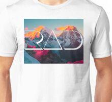 RAD MOUNTAINS Unisex T-Shirt
