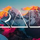 RAD MOUNTAINS by semiradical