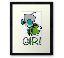 Gir Framed Print