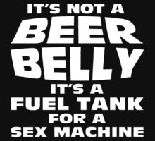 its not a beer belly by Beefcake109