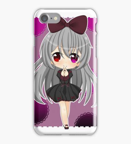 Gothic Lolita Chibi iPhone Case/Skin