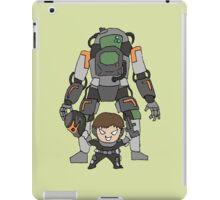 Robot Chibi iPad Case/Skin