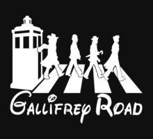 Doctor Who Gallifrey Road Kids Clothes
