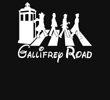 Doctor Who Gallifrey Road Unisex T-Shirt