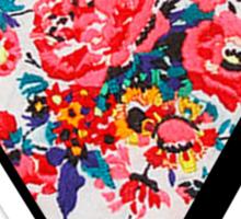 BALANCED FLORA Sticker
