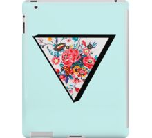 BALANCED FLORA iPad Case/Skin