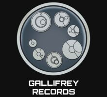 Gallifrey Records by NJPrams