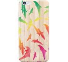 Did You Know: Dolphins Are Just Gay Sharks? iPhone Case/Skin