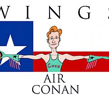 Wings: Air Conan by Adam Campbell