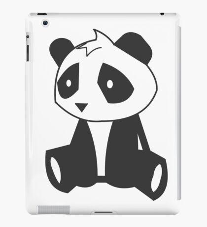sad panda tablet cases iPad Case/Skin