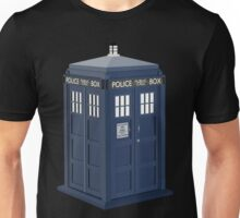 Tardis Doctor Who Unisex T-Shirt