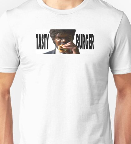 Pulp Fiction // Tasty Burger Unisex T-Shirt