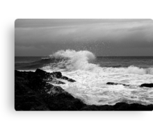 Backwash #3 Canvas Print