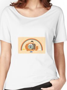 Navajo Flag Women's Relaxed Fit T-Shirt