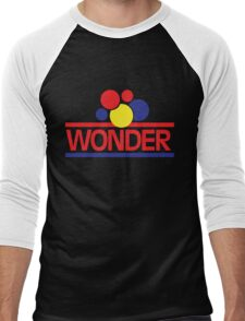 Vintage Wonder Bread Men's Baseball ¾ T-Shirt